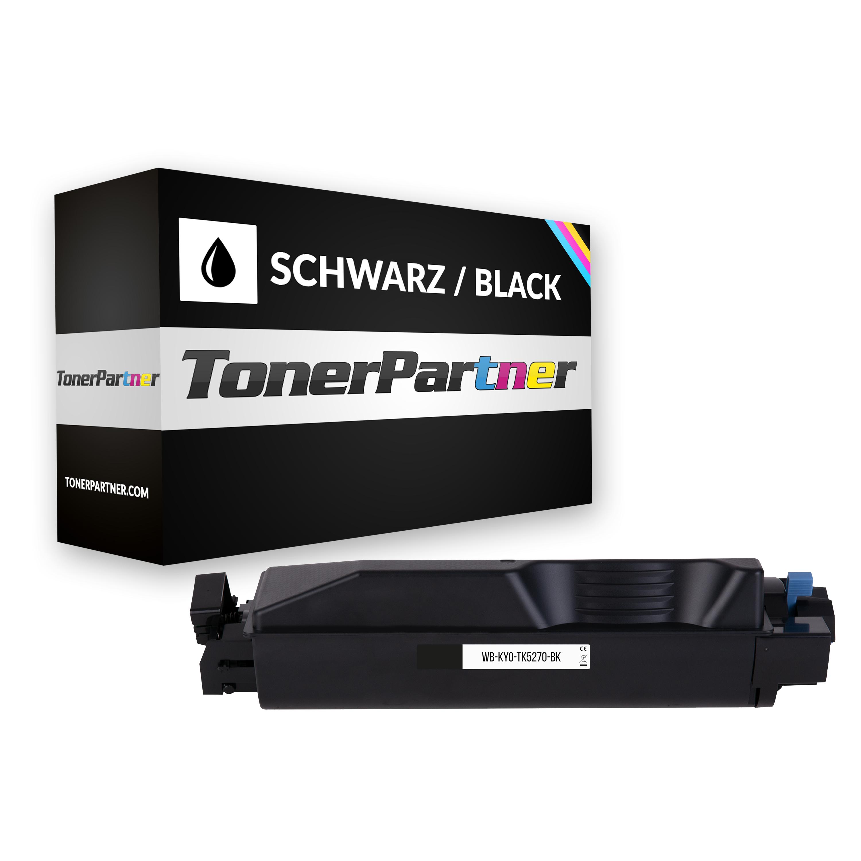 Kompatibel zu Kyocera 1T02TV0NL0 / TK-5270K Tonerkartusche schwarz