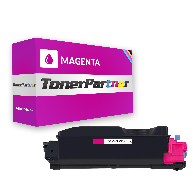 Kompatibel zu Kyocera 1T02TVBNL0 / TK-5270M Tonerkartusche magenta