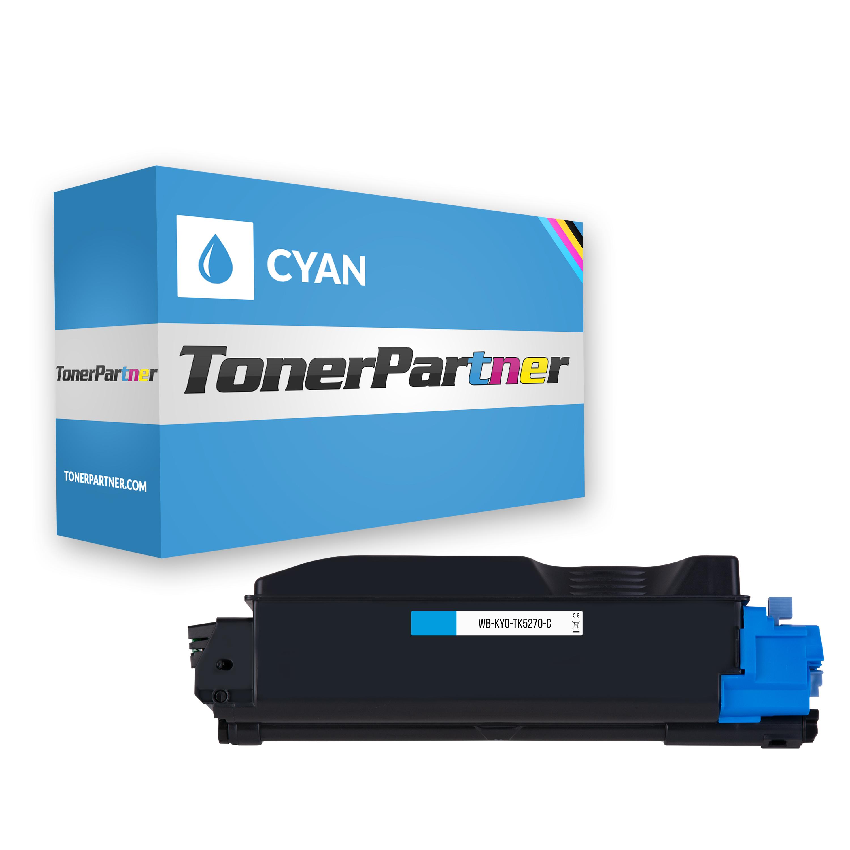 Kompatibel zu Kyocera 1T02TVCNL0 / TK-5270C Tonerkartusche cyan