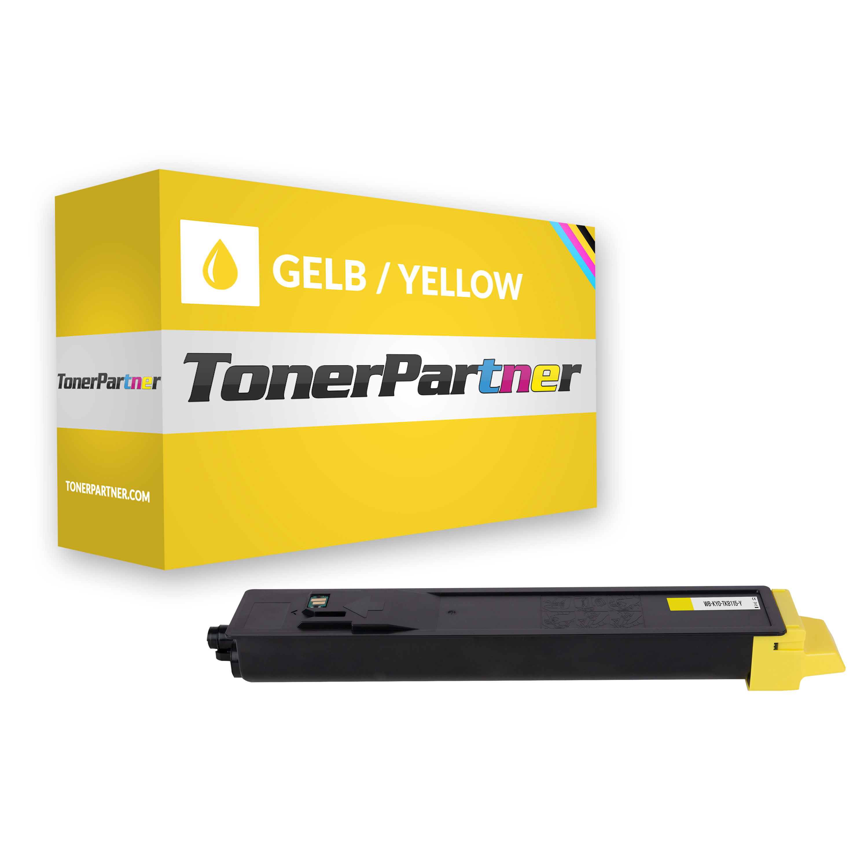 TonerPartenaire Kyocera 1T02P3ANL0 / TK-8115Y Toner jaune