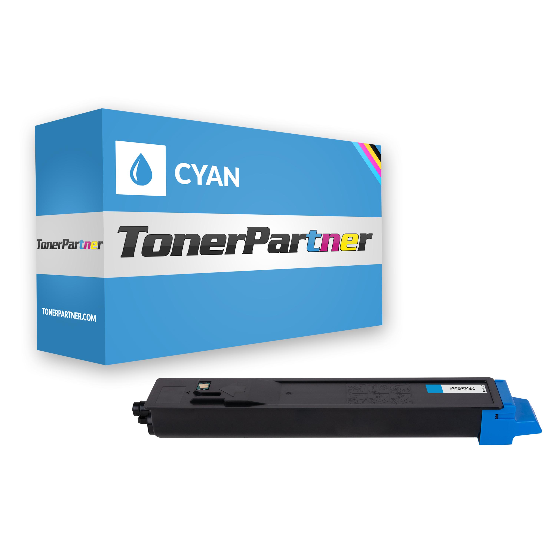 TonerPartenaire Kyocera 1T02P3CNL0 / TK-8115C Toner cyan