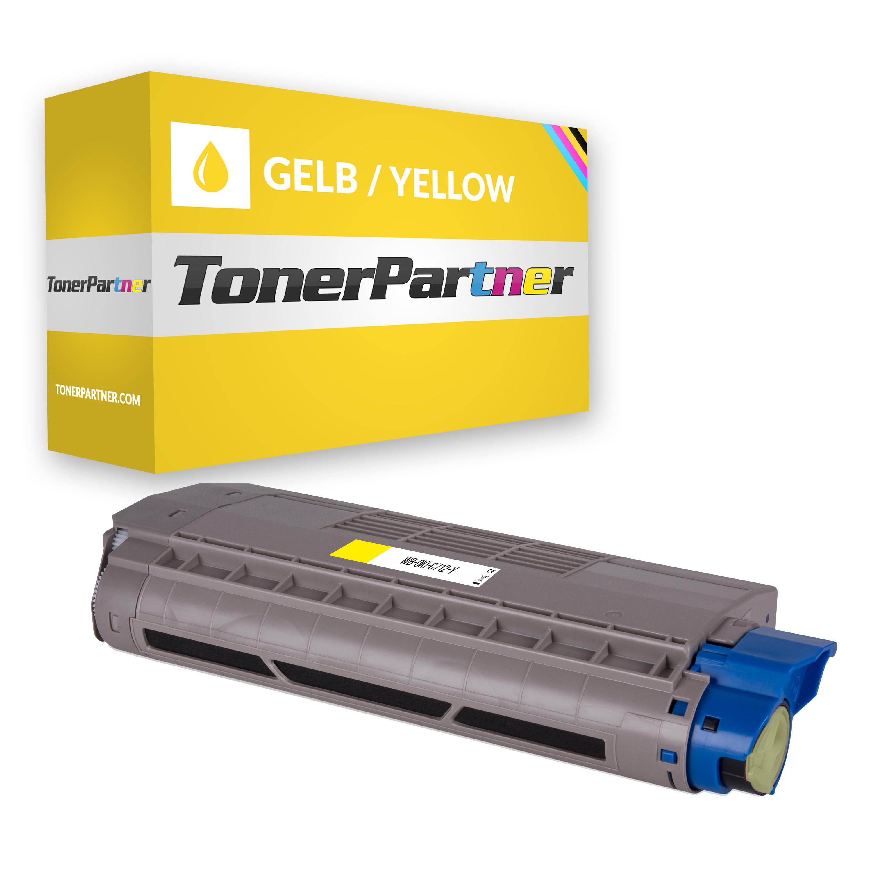 OKI 46507613 Toner gelb Kompatibel