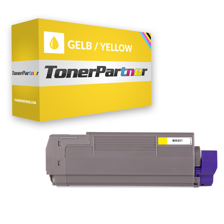 OKI 46507505 Toner gelb Kompatibel