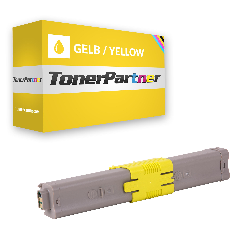 OKI 46490605 Toner gelb Kompatibel