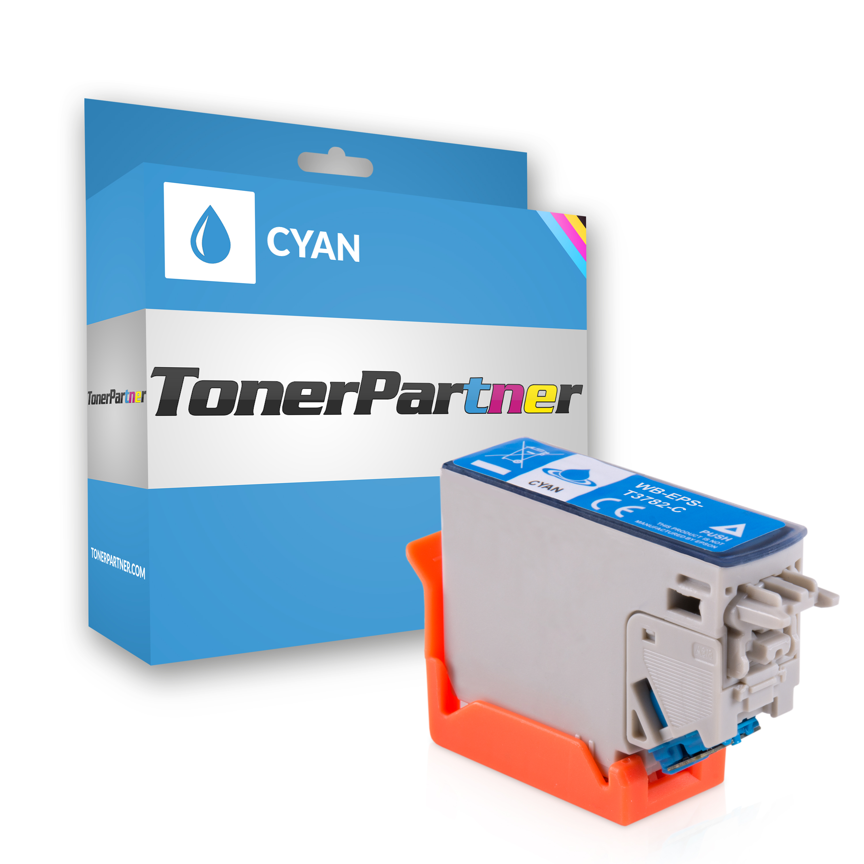 Epson C13T37924010 / 378XL Tintenpatrone cyan Kompatibel