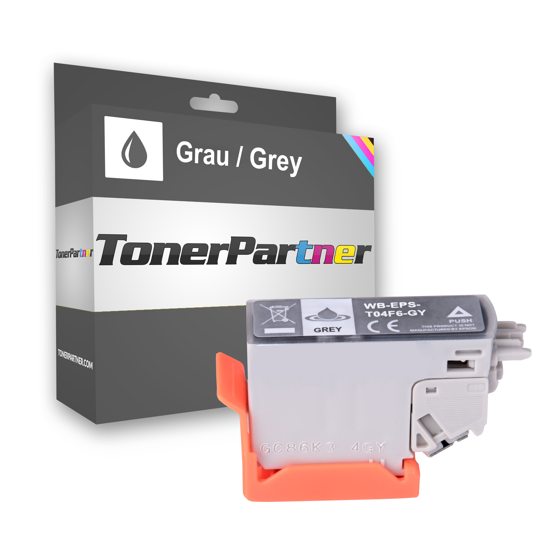 Epson C13T04F64010 / 478XL Tintenpatrone grau Kompatibel