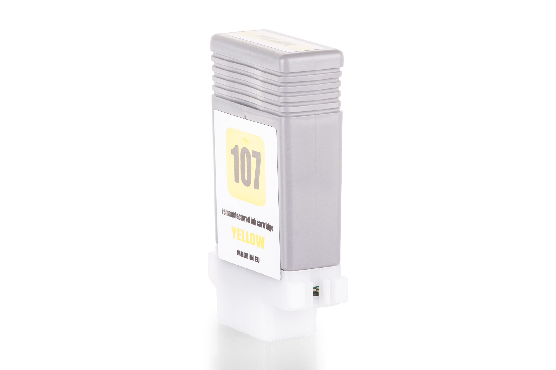 Kompatibel zu Canon 8792B001 / PFI-207 Y Tintenpatrone Gelb