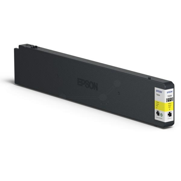 Original Epson C13T858400 / T8584 Tintenpatrone gelb