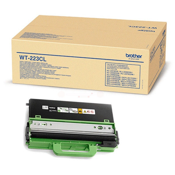 Original Brother WT223CL Collecteurs de toner