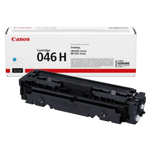 Originale Canon 1253C004 / 046H Toner ciano