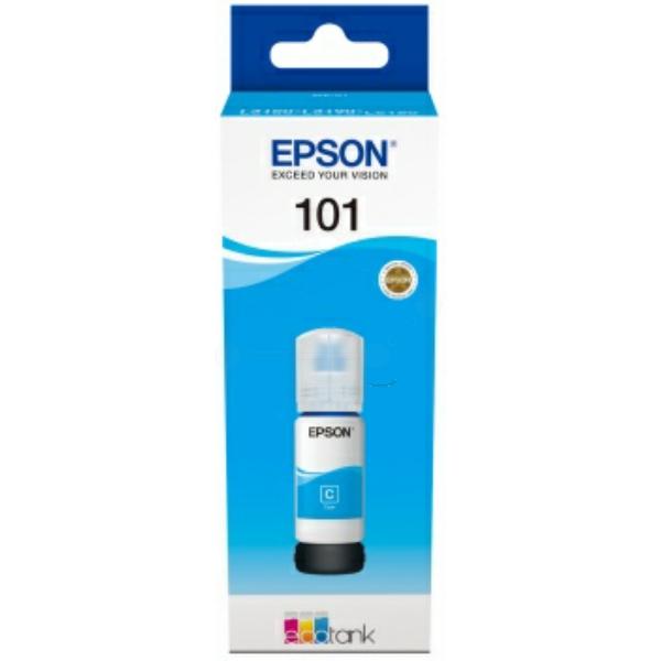 Original Epson C13T03V24A / 101 Tintenpatrone cyan