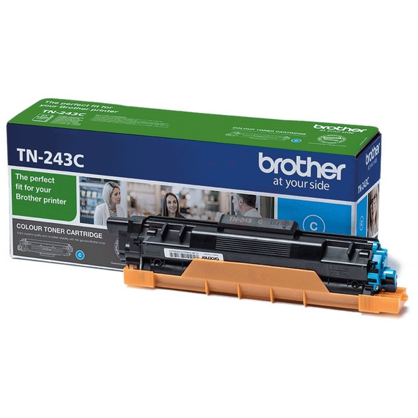 Original Brother TN243C Toner cyan