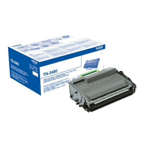 Original Brother TN3480P Toner noir