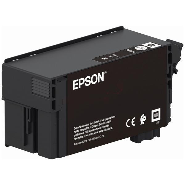 Original Epson C13T40D140 / T40 Tintenpatrone schwarz