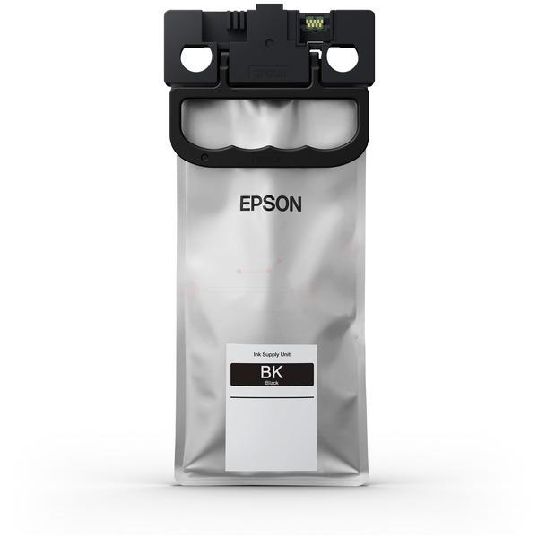 Original Epson C13T01C100 Tintenpatrone schwarz