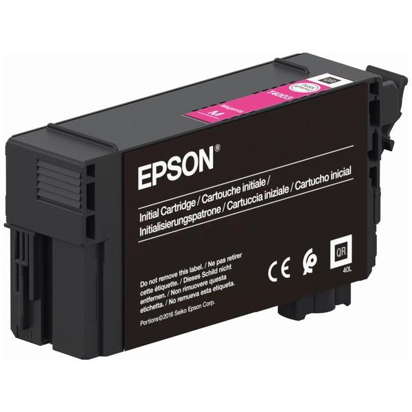 Original Epson C13T40D340 / T40 Tintenpatrone magenta