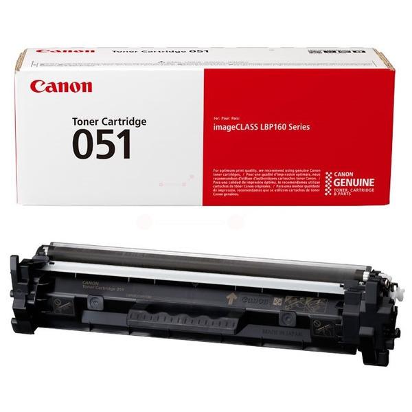 Original Canon 2168C002 / 051 Toner schwarz
