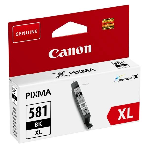 Original Canon 2052C005 / CLI581BKXL Tintenpatrone schwarz