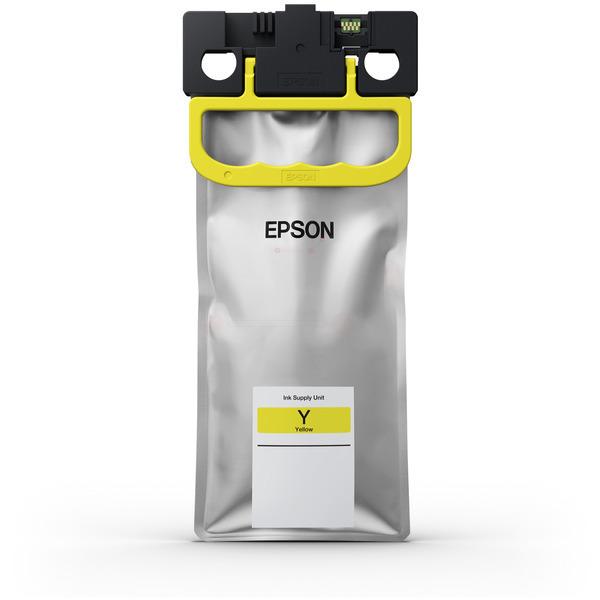 Original Epson C13T01D400 Tintenpatrone gelb