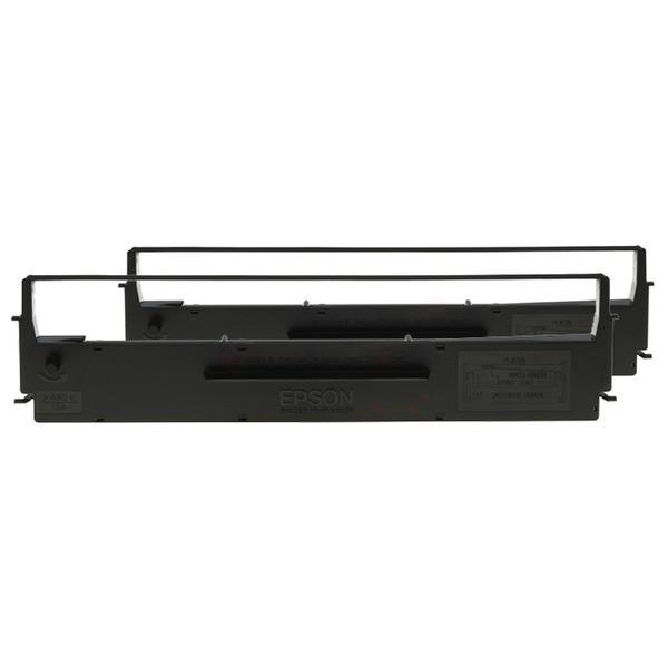 Original Epson C13S015646 / 7753 Nylonband schwarz