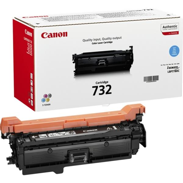 Original Canon 6262B011 / 732C Toner cyan