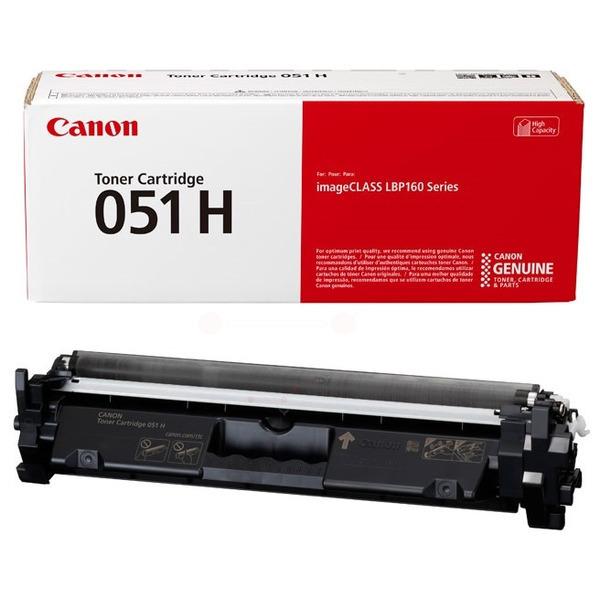 Original Canon 2169C002 / 051H Toner schwarz