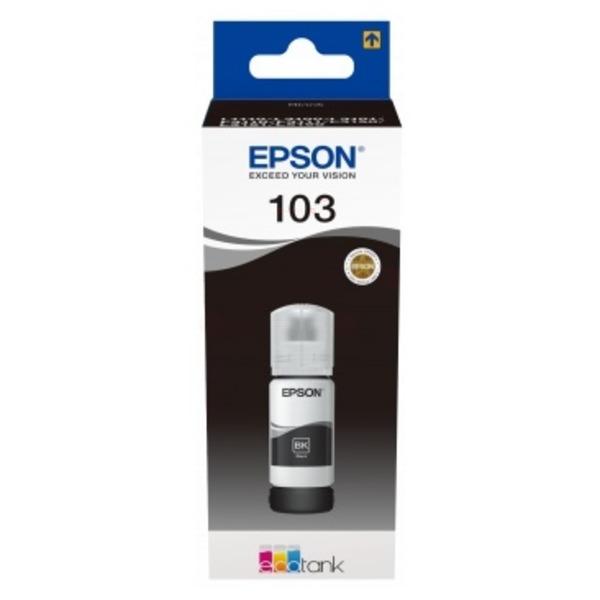 Original Epson C13T00S14A / 103 Tintenpatrone schwarz