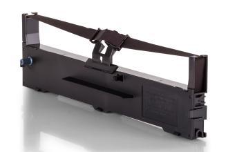 Kompatibel zu Epson C13S015337 / LQ-590 Farbband Schwarz