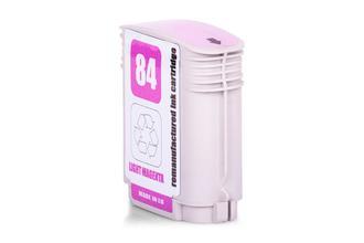 Kompatibel zu HP C5018A / 84 Tinte Magenta (Hell)