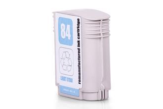 Kompatibel zu HP C5017A / 84 Tinte Cyan (Hell)