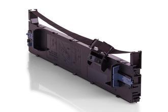 Kompatibel zu Epson C13S015610 / S015610 Farbband Schwarz