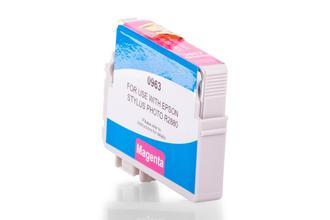 Kompatibel zu Epson C13T09634010 / T0963 Tinte Magenta