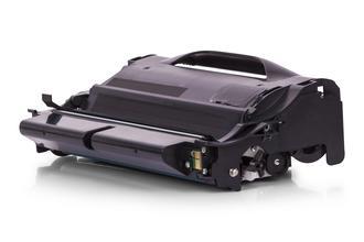Kompatibel zu Lexmark 12A8425 Toner Schwarz