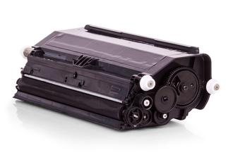 Cartouche de toner Compatible Lexmark E460X11E Noir