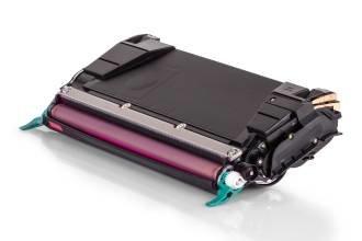Kompatibel zu Lexmark C746A1MG Toner Magenta