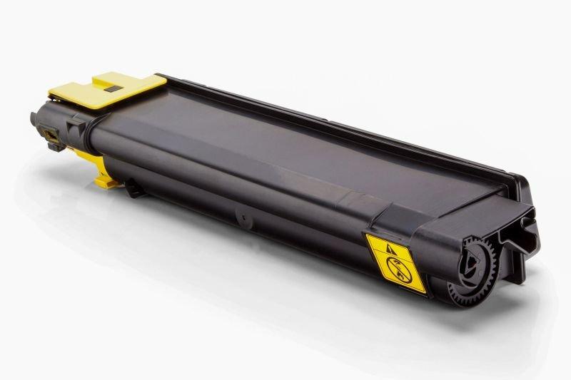 Kompatibel zu Kyocera 1T02KTANL0 / TK-580Y Toner Gelb XL
