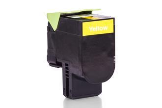 Kompatibel zu Lexmark 70C2XY0 / NO702XY Toner Gelb XXL