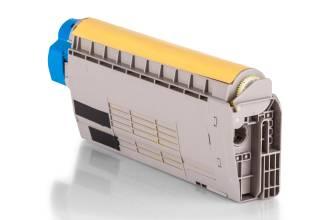 Kompatibel zu OKI 45396301 / MC760/770/780 Toner Gelb