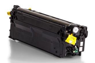 Kompatibel zu Canon 0455C001 / 040HY Toner Gelb