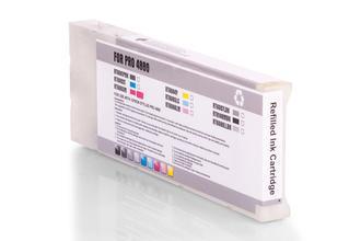 Kompatibel zu Epson C13T606300 / T6063 Tinte Magenta