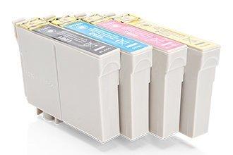 Kompatibel zu Epson C 13 T 12854010 / T1285 Tintenpatrone MultiPack