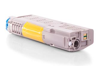 Kompatibel zu OKI 46490401 Toner Gelb
