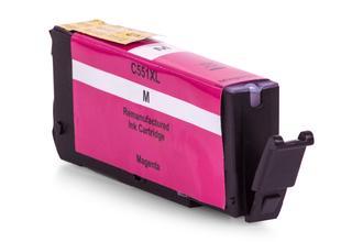 Cartouche d'Encre Compatible Canon 6510B001 / CLI-551M Magenta