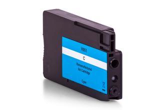 Kompatibel zu HP CN050AE / 951 Tinte Cyan
