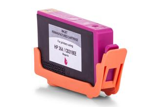 Compatible HP CB319EE / 364 Ink cartridge Magenta