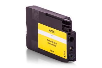 Kompatibel zu HP F6U14AE / 953 Tinte Gelb