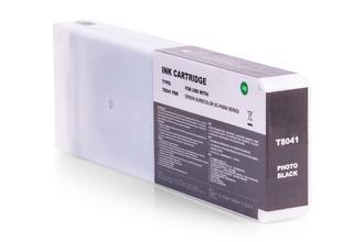 Kompatibel zu Epson C13T804100 / T8041 Tinte Foto Schwarz