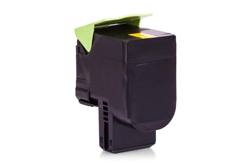 Kompatibel zu Lexmark 71B20Y0 Tonerkartusche, gelb