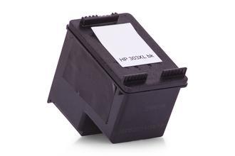 Kompatibel zu HP T6N04AE / 303XL Tinte Schwarz XL