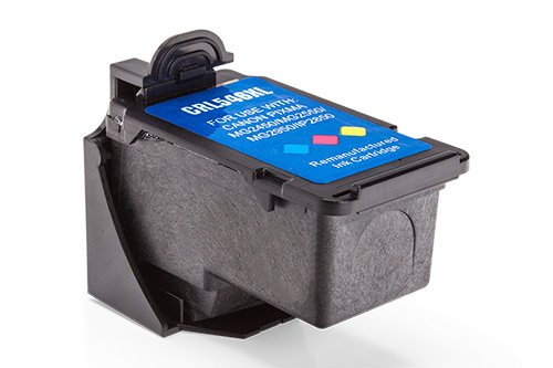 TonerPartenaire Canon 8288 B 001 / CL-546 XL Tête d'impression couleur